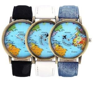 Accessories - 🌍ONE LEFT! Travelers watch